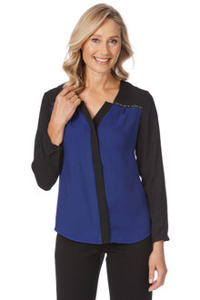 Noni B Addison Shirt - 210297