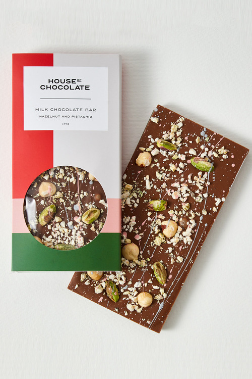 House of Chocolate Freeze Dried Bar