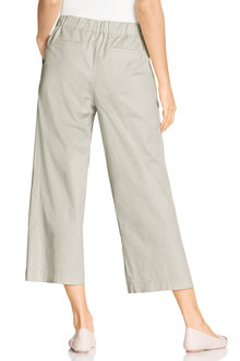 Grace Hill Cotton Blend Crop Pant - 210348