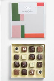 House of Chocolate Sixteen Piece Chocolate Box
