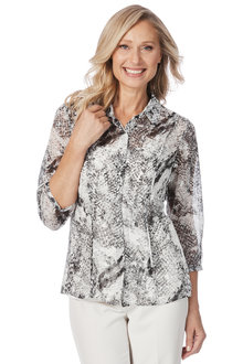 Noni B Zoey Burnout Shirt