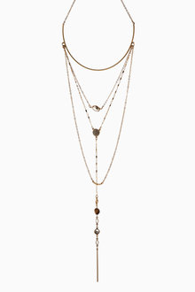 Next Multi Layer Necklace