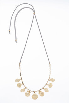 Next Shell Effect Necklace