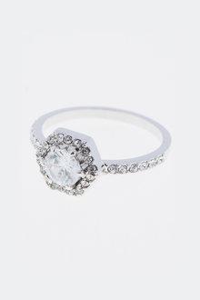 Next Hexagonal Set Ring