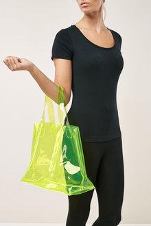 Next Plastic Tote Bag