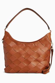 Next Weave Hobo Bag