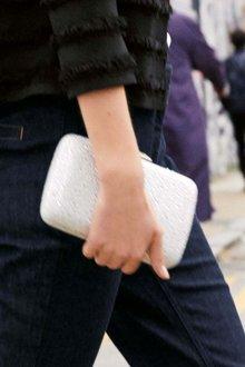 Next Boxy Jewel Clutch Bag