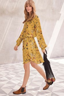 Next Tassel Dress - Tall