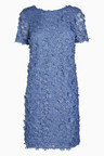 Next Applique Shift Dress - Tall