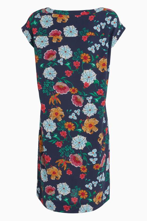 Next Boxy T-Shirt Dress - Tall
