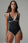Next Piped Edge Swimsuit