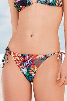 Next Reversible Tie Side Bikini Briefs