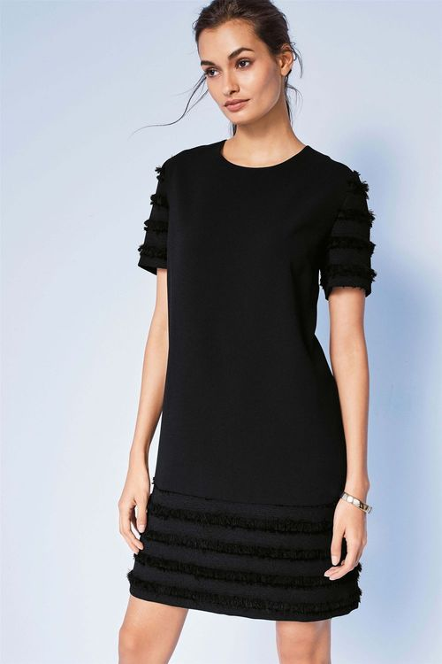 Next Fringe Dress - Petite