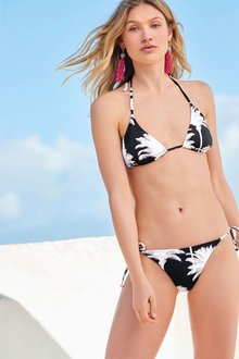 Next Reversible Triangle Bikini Top
