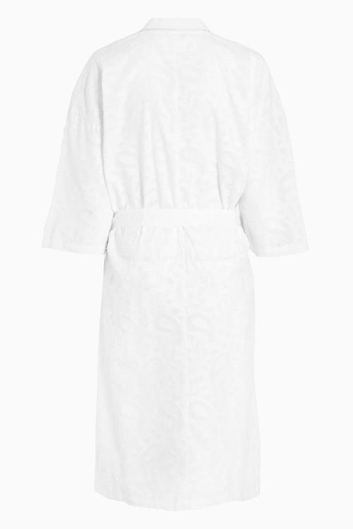 Next Cotton Paisley Robe