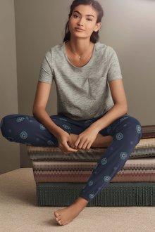 Next Pocket Pyjama Set