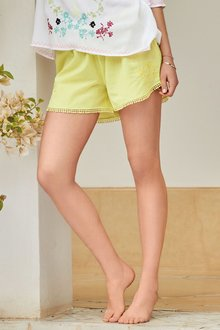 Next Lime Shorts