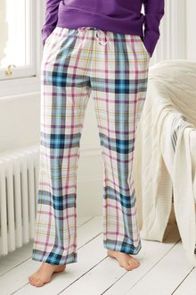 Next Cotton Woven Pyjama Pants