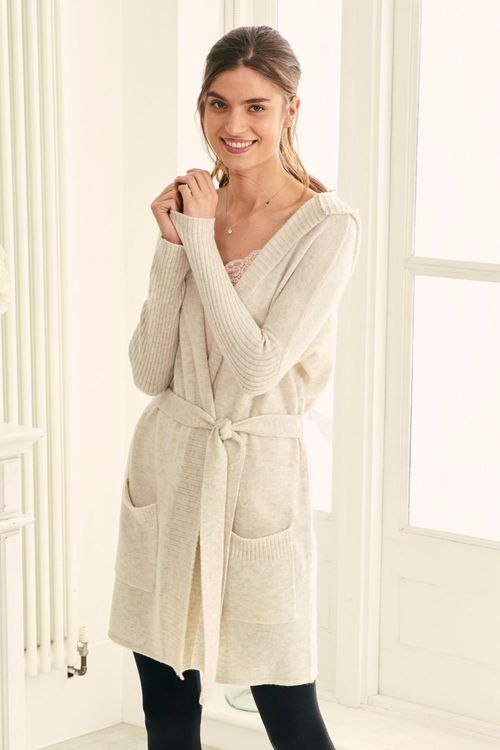 Next Premium Knitted Cardigan With Cashmere