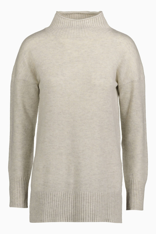 Next Premium Knitted Roll Neck Sweater With Cashmere