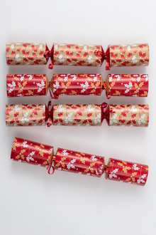 Tom Smith Family Cracker Set of 12