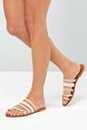 Next Multi Toe Loop Sandals