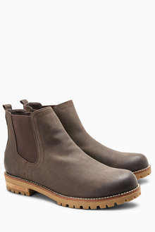 Next Casual Chunky Chelsea Boots