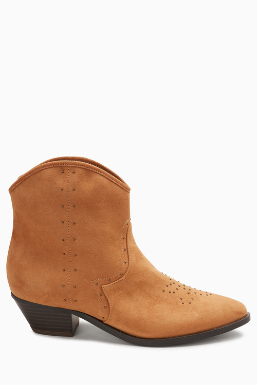 Next Studded Western Boots