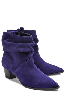 Next Sienna Slouch Ankle Boots