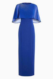 Next Embellished Maxi Dress