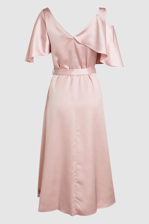 Next Satin Occasion Dress