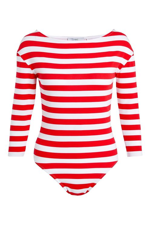 Next Stripe Bodysuit