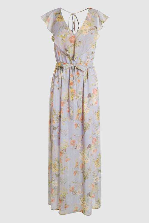 Next Lilac Maxi Dress