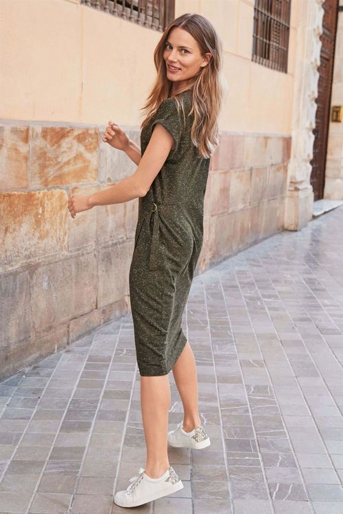 Next Wrap T-Shirt Dress