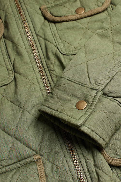 Next Short Quilted Jacket - Tall