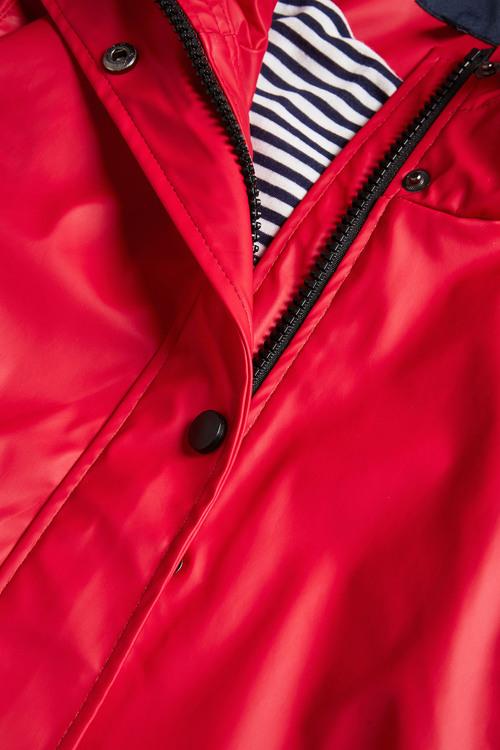 Next Matte Rubber Effect Jacket - Tall