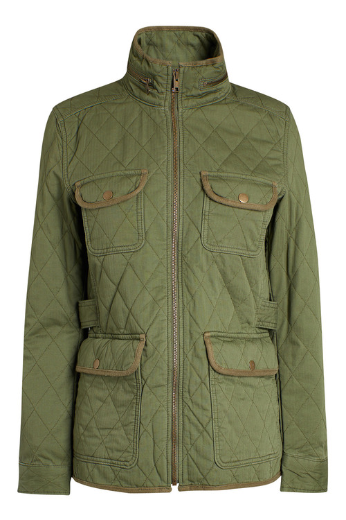 Next Short Quilted Jacket