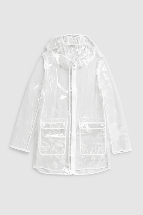 Next Translucent Rain Jacket