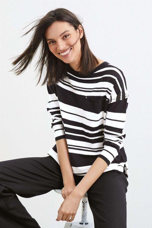 Next Pocket Sweater - Petite