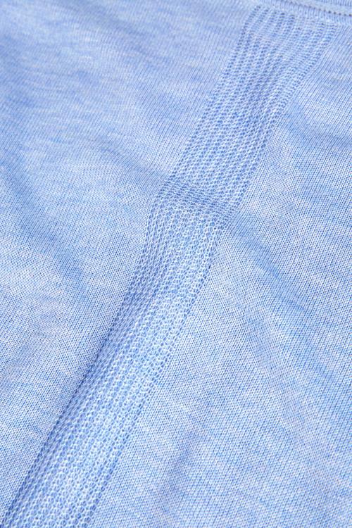 Next Short Sleeve Rib Detail Tee - Tall