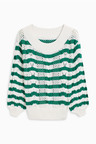 Next Cable Bardot Sweater
