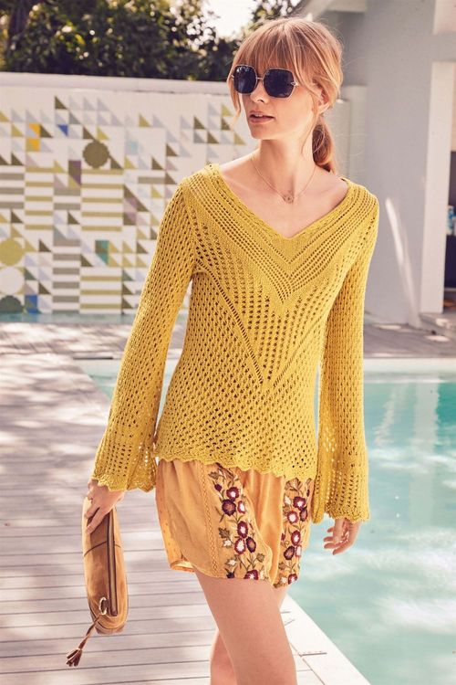 Next Crochet Sweater