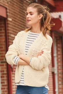 Next Bobble Cardigan