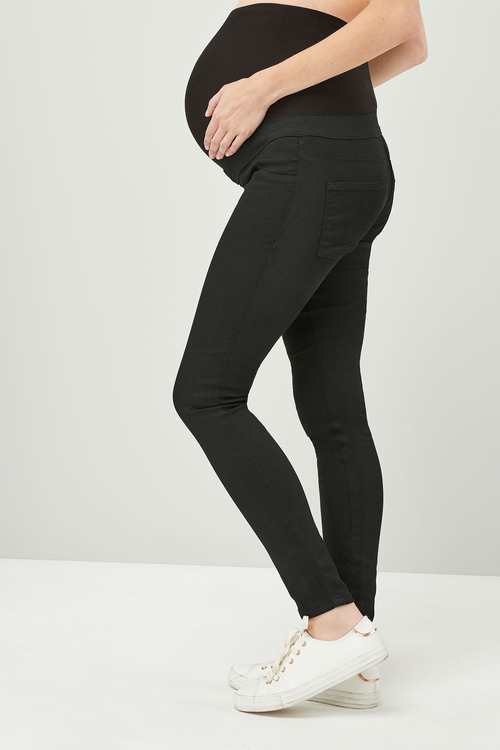 Next Maternity Over The Bump Leggings