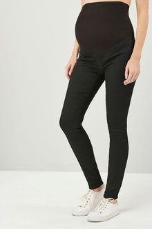 Next Maternity Over The Bump Leggings - 211547