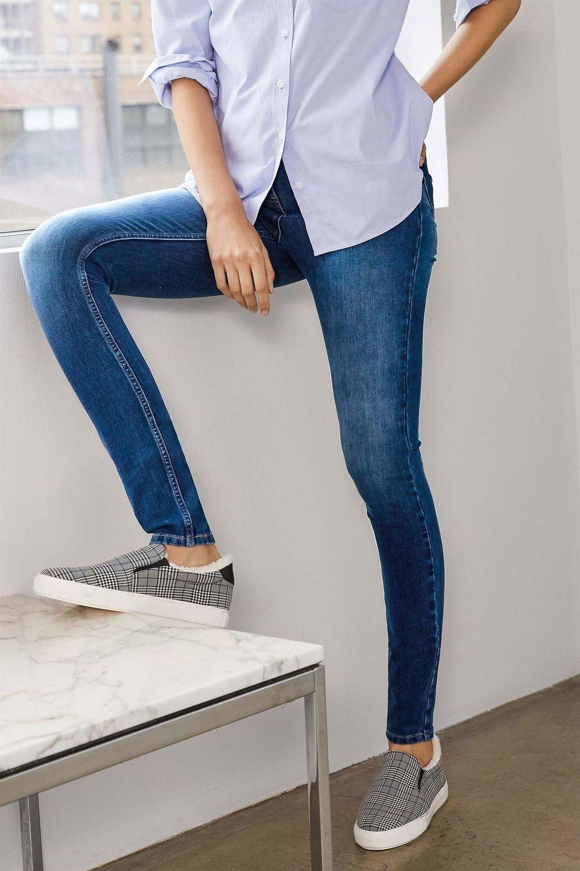 fast color hot-seeling original hot-selling Next Flex Bi-Stretch Skinny Jeans - Petite