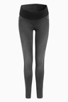 Next Maternity Half Narrow Bump Band Leggings