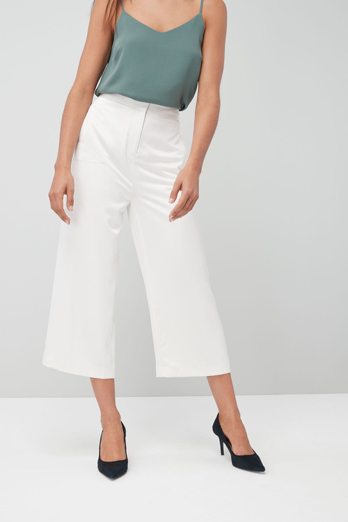 Next Satin Culottes