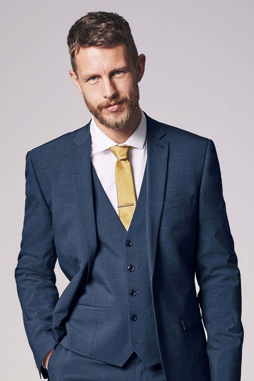 Next Suit: Waistcoat