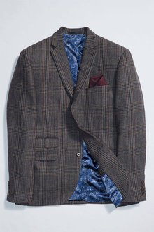 Next Check Jacket - Tailored Fit